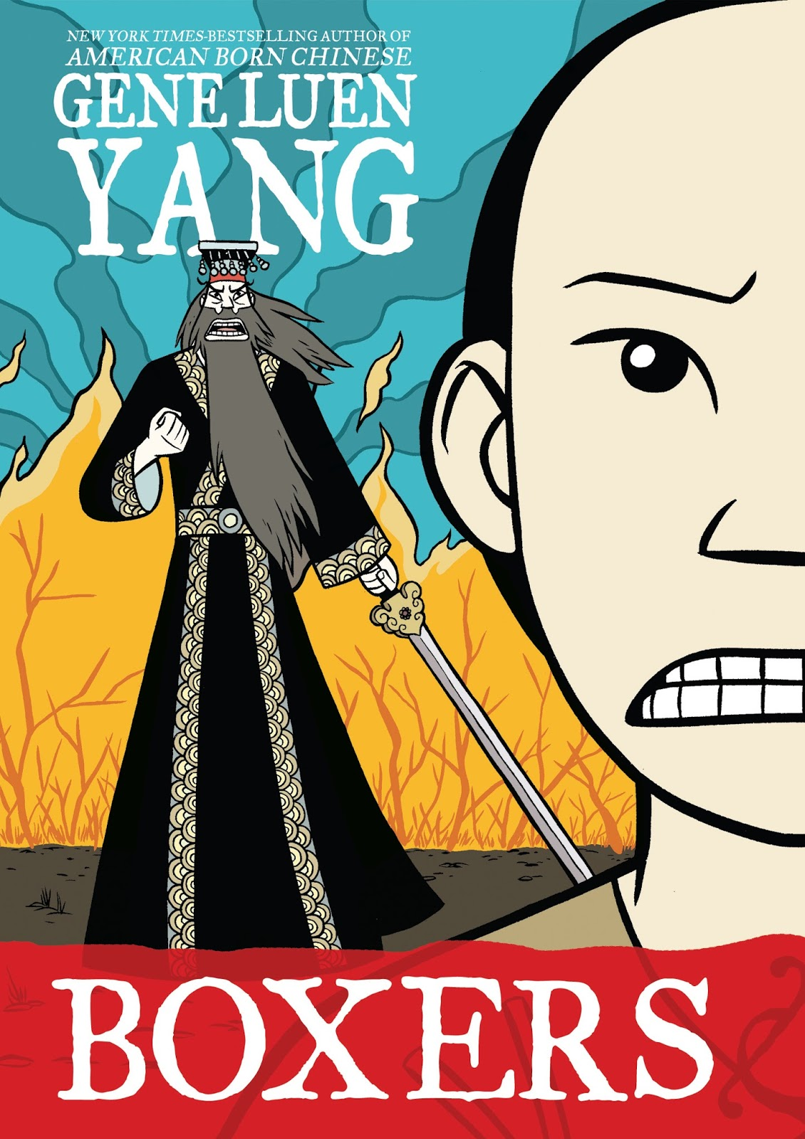 Boxers (boxers & Saints) By Gene Luen Yang