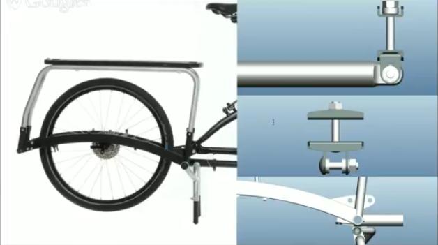 Xtracycle MegaRack