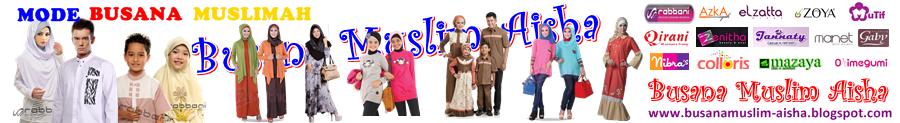 Mode Busana Muslimah