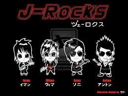 Lirik Dan Kunci Gitar Lagu J-Rocks - Ceria
