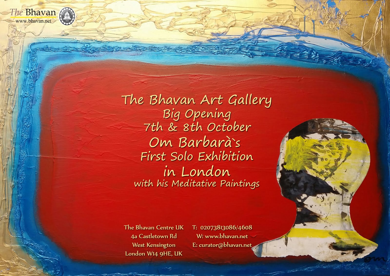 Coming soon exhibition in London