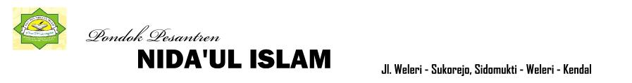 Pondok Modern Nida'ul Islam Kendal