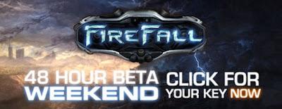 Firefall бета уикенды