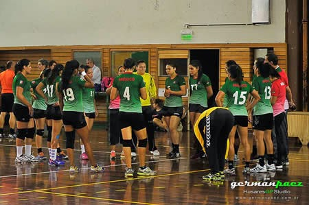 Selección mexicana de Handball | Mundo Handball