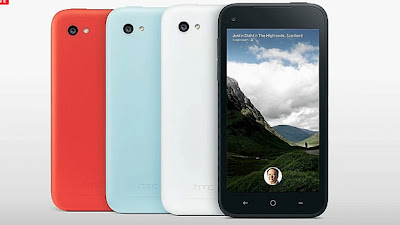 HTC FIRST FULL SMARTPHONE SPECIFICATIONS
