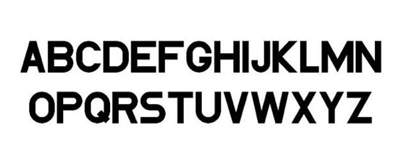 Tipografía para medir la agudeza visual