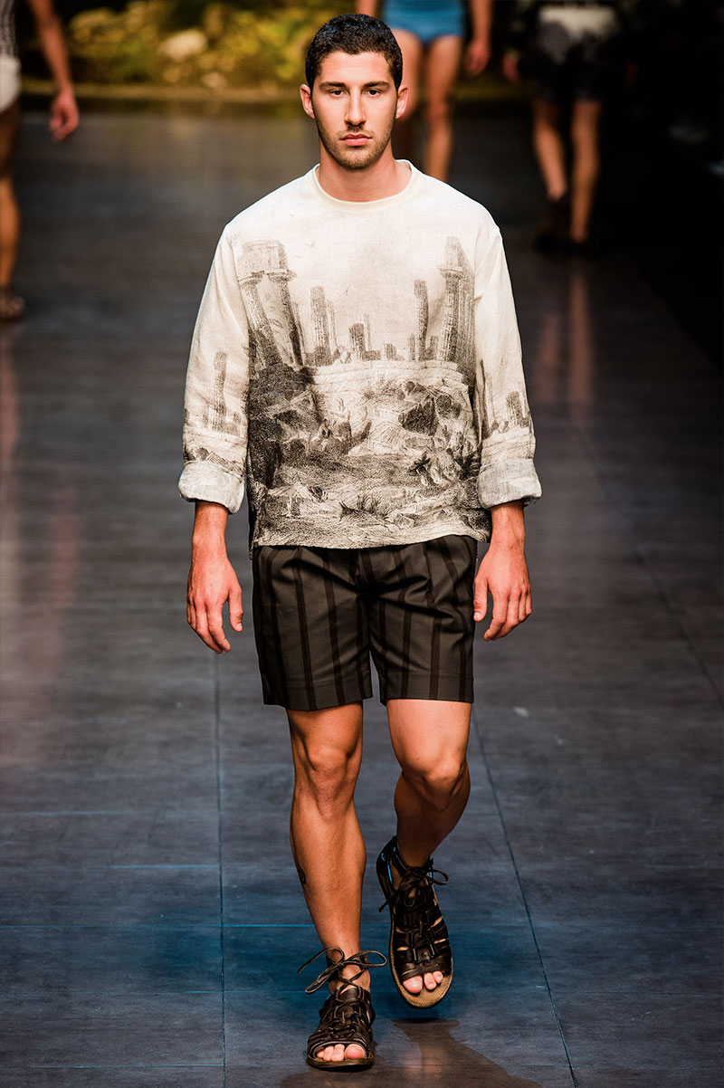 ... Collection - Spring/Summer 2014 | Event - Milan Men's Fashion Week
