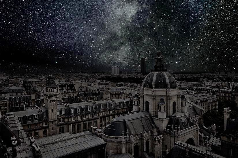 Paris - You'll Never Look at the Night Sky in the Same Way