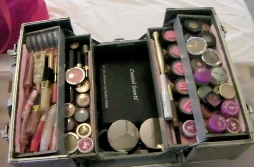 The Makeup in my Kits is a