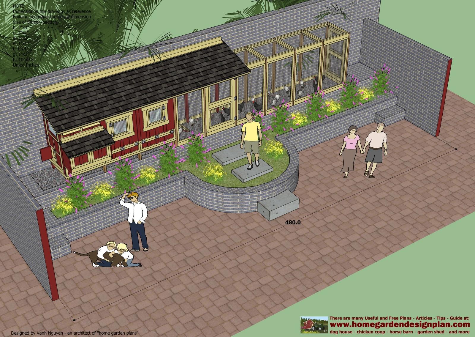 Home garden plans february 2013 for Home garden design pdf