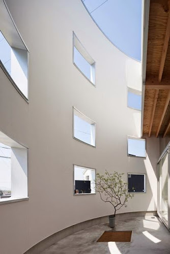 House in Hikone by Tato Architects