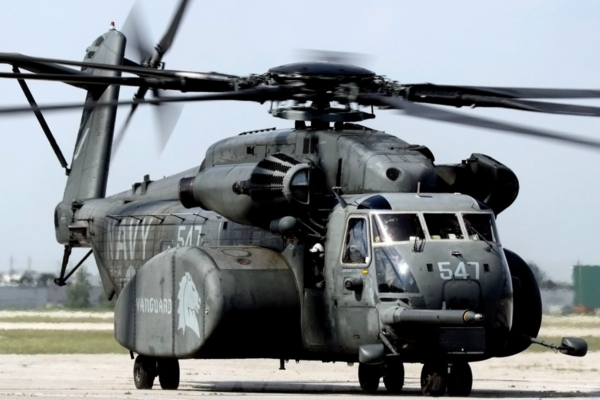 CH 53E Super Stallion helicopter military marines (16) free