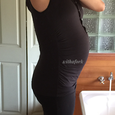 38+3 pregnant