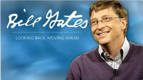 Bill Gates Steps Towards New Seccess
