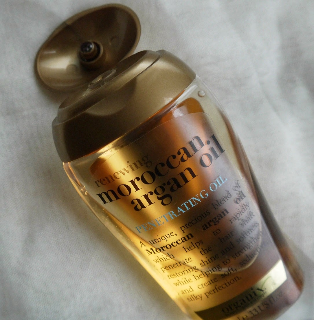 Argan Oil of Morocco is my new favourite Hair Oil