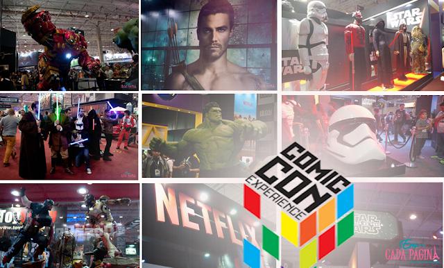 [Evento] Comic Con 2015   # CCXP2015