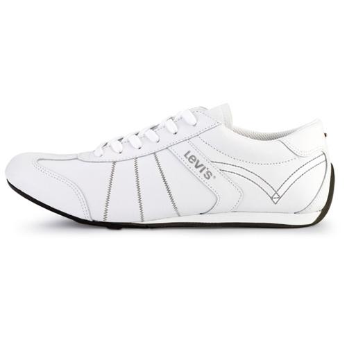 chaussure levis blanche. Black Bedroom Furniture Sets. Home Design Ideas