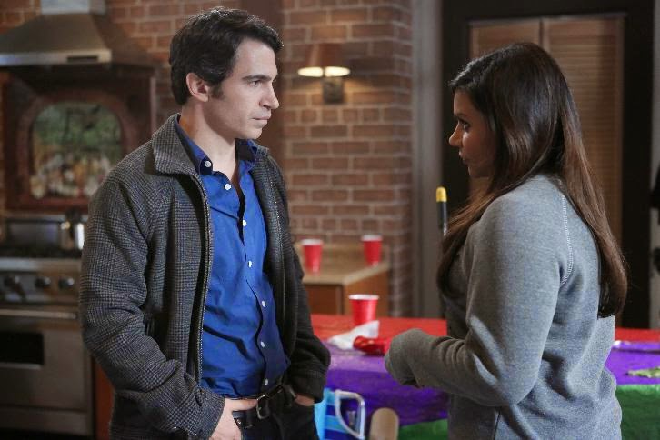 The Mindy Project - Episode 3.10 - What About Peter - Promotional Photos