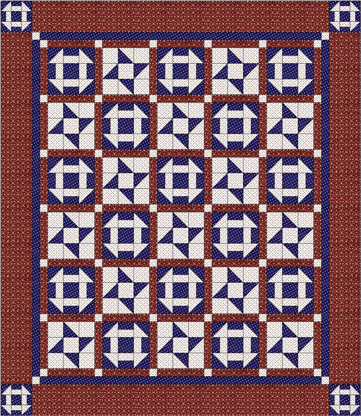 Quilt Patterns For Quilts Of Valor : Alycia Quilts: Quilt of Valor Pattern