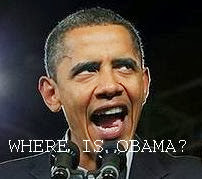 Where Is Obama?