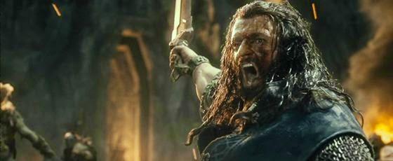 hobbitul batalia celor cinci armate