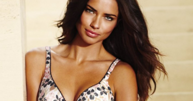 Adriana lima faux nue