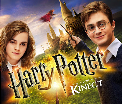 Harry Potter For Kinect Logo - We Know Gamers
