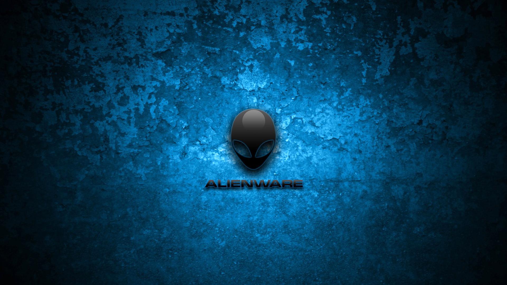 Alienware logo dark blue 42 wallpaper hd alienware simple logo dark blue voltagebd Gallery
