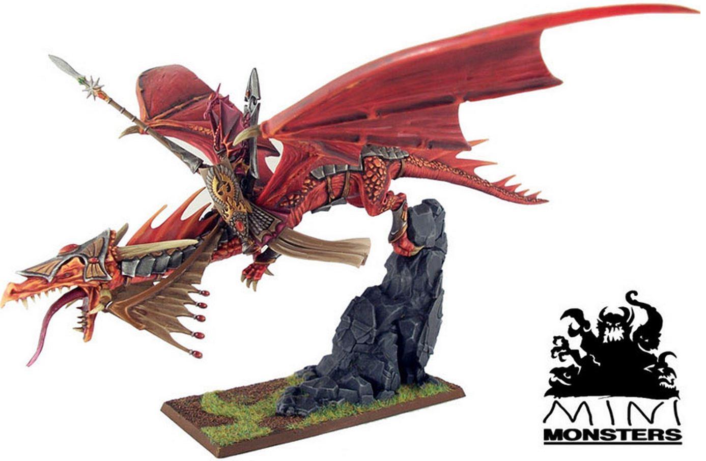 fantasy dragons warhammer high - photo #39