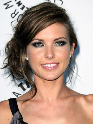 audrina patridge blonde hair. Audrina Patridge