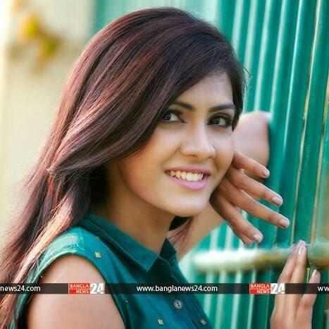 Bangladeshi Model Host RJ Maria