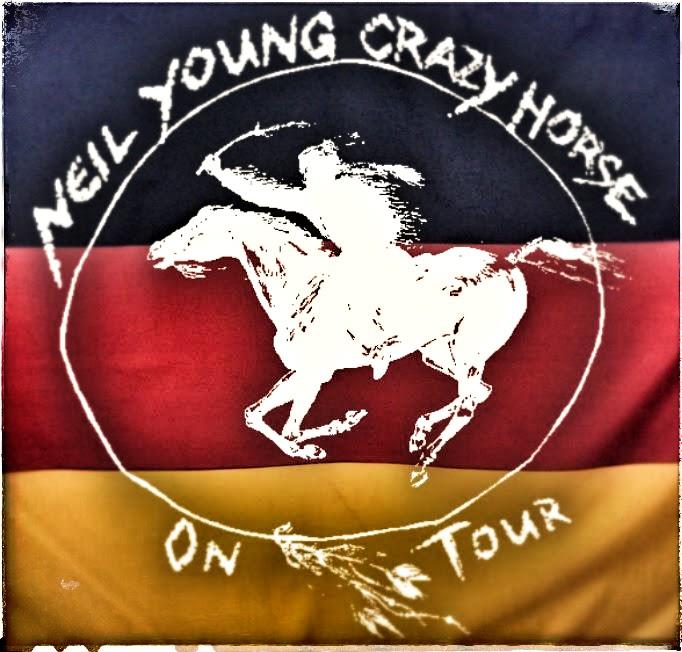 Neil Young & Crazy Horse Deutschland 2014