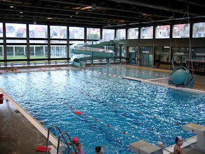 Les piscines de bruxelles for Prix piscine belgique