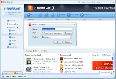 FlashGet 3.7.0.1220 Downloader Gratis Full Version