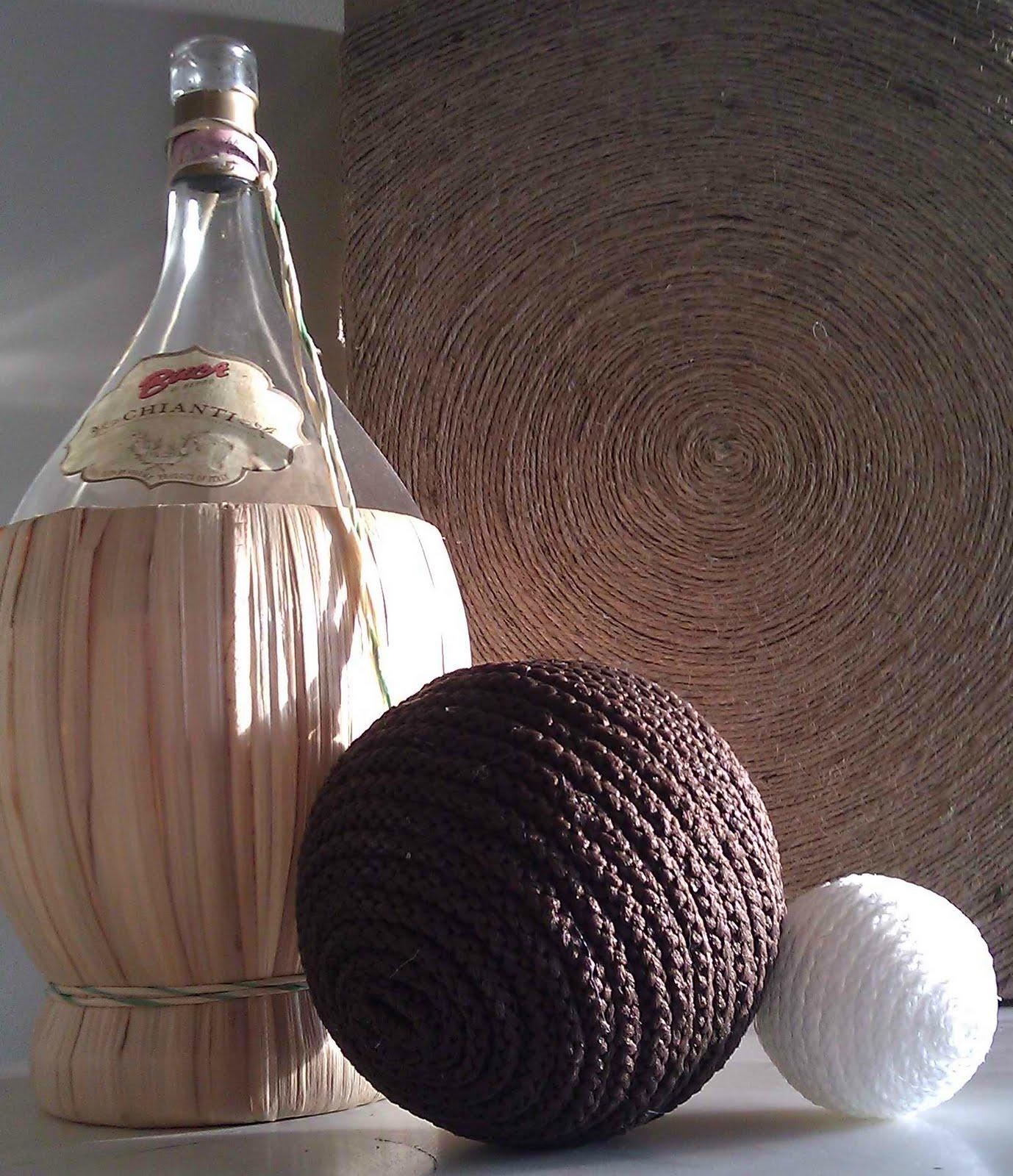 Live to love craft diy home decor balls box