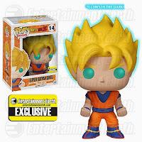 Funko Pop! Super Saiyan Goku GITD