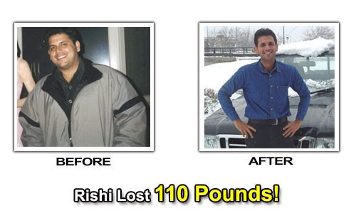 hover_share weight loss success stories - Rishi