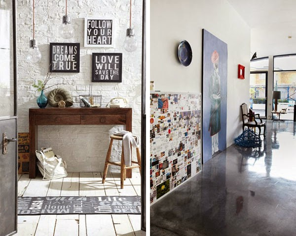 Ideas for decorating a blank wall for Blank wall ideas