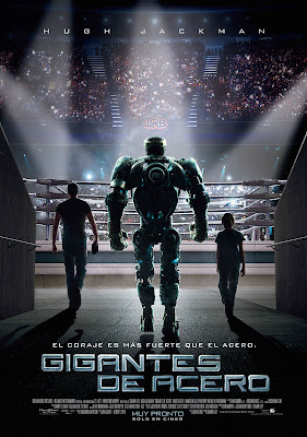 Gigantes+de+Acero+2011+DVDRip+Espanol+Latino Gigantes de Acero (2011) Español Latino DVDRip