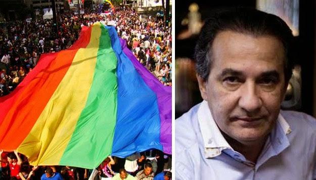 Adeptos da causa LGBT rompem com Marina Silva A alteração no plano de governo gerou indignação entre os ativistas que apoiavam a ex-senadora