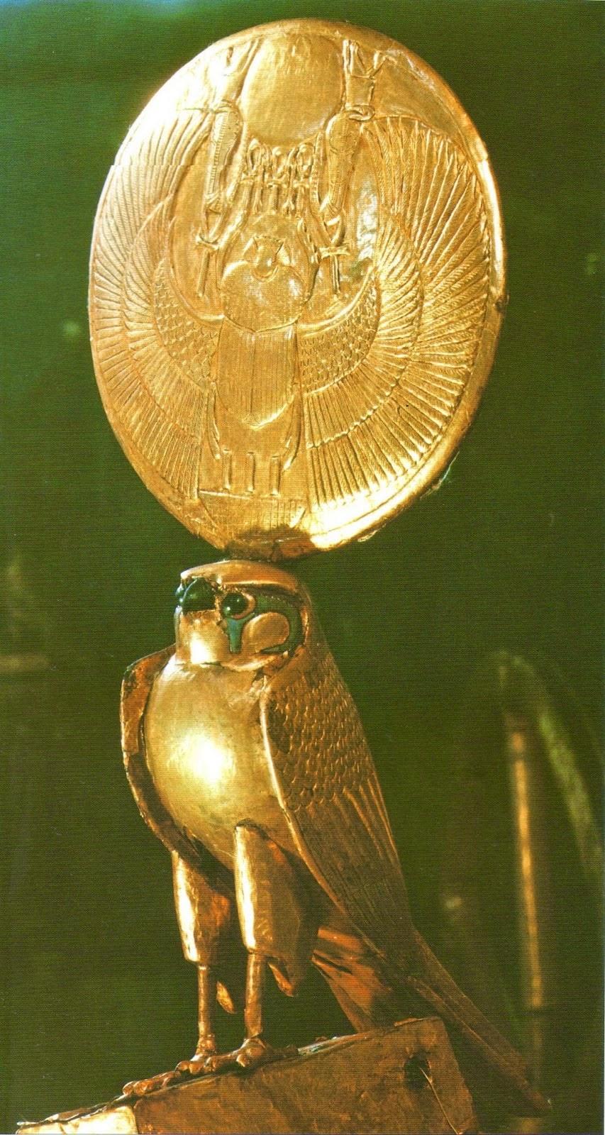 """Horus el """"dios sol"""""""