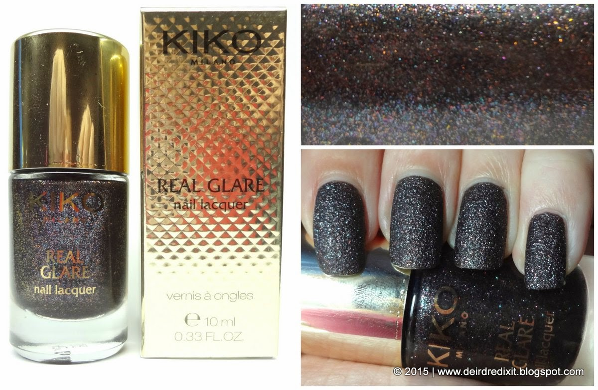 Kiko Real Glare nr. 06 in Exciting Dark Brown