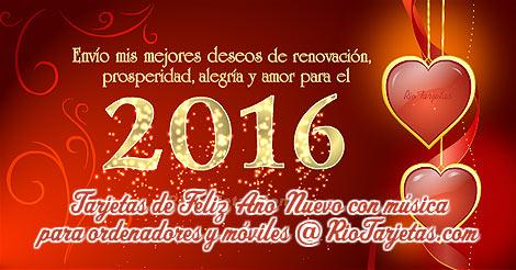 imágenes de Feliz Año Nuevo 2016