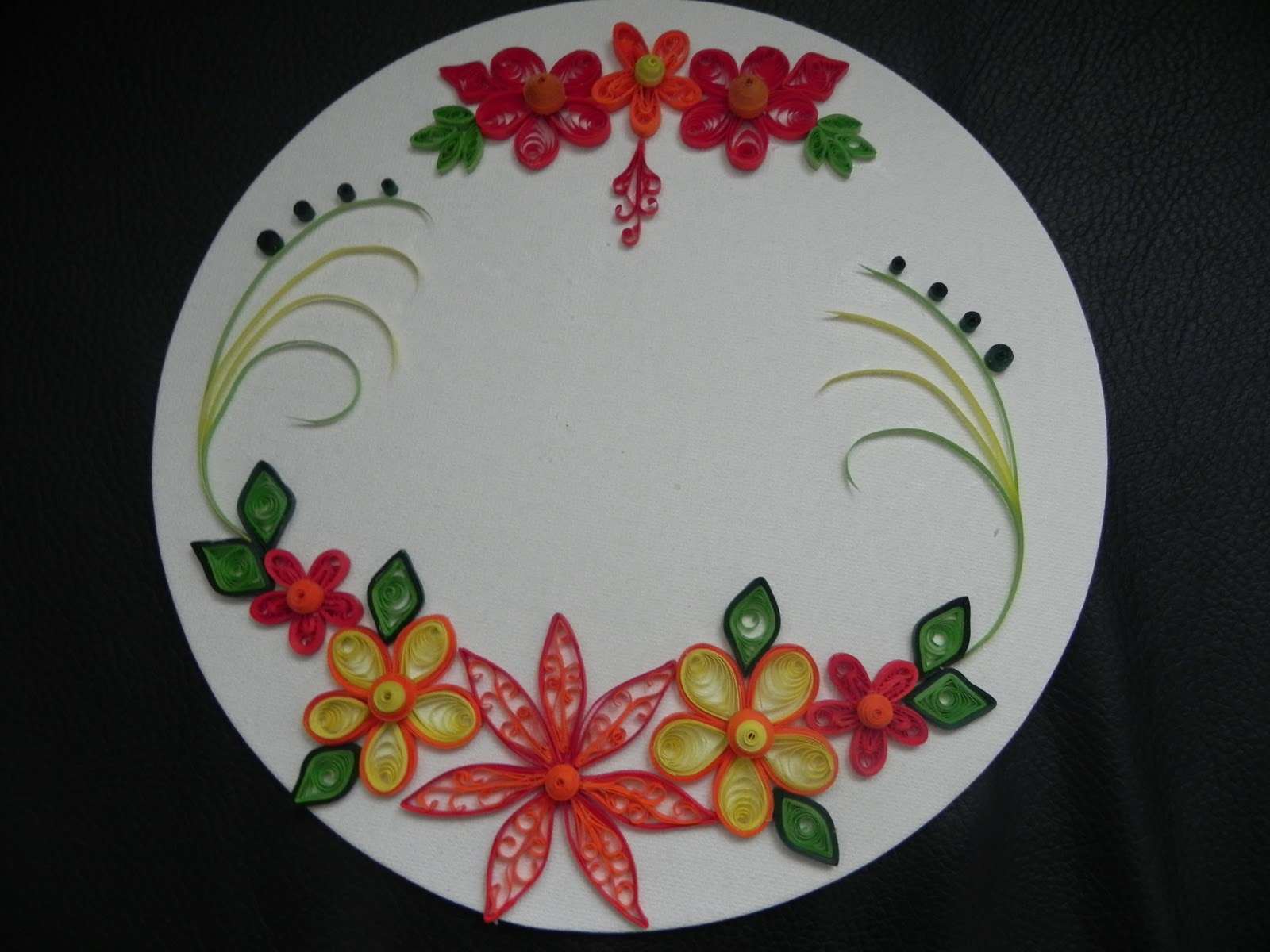 Quilling Designs For Wall Hangings images