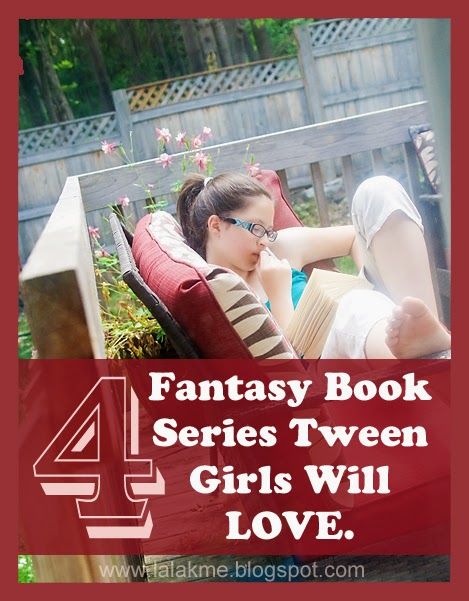 Looking for the next great book for your tween? Try one of these four book series!