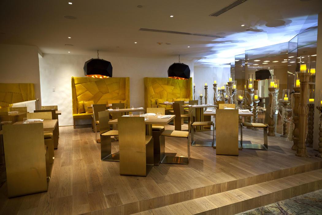 Classroom Restaurant Design ~ Interior design ideas high class morimoto restaurant