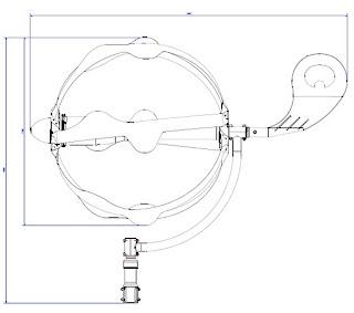 diseño turbina eolica