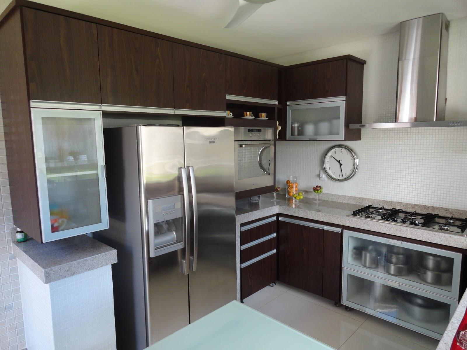 WW Móveis e Esquadrias: Cozinhas em MDF revestidas em laminado  #50727B 1600 1200