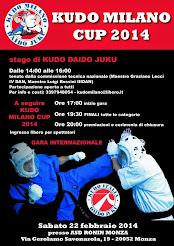 Milano Kudo Cup 2014