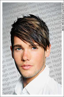 Men Haircut Ideas - Cool Guys Hairstyle Pictures